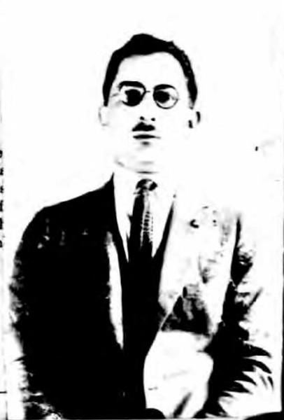 Abe's Passport Picture