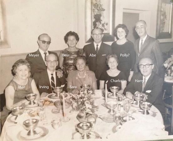 rabiners 1958