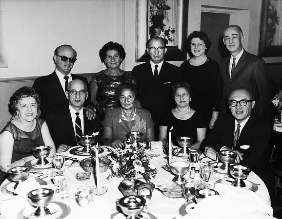 The Rabiners in 1958