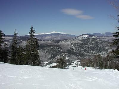 Attitash Mt - Skiing