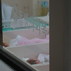 Babies in the Eastern baby hospital.