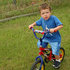 Speaking of bike-riders -- this little guy is the world's greatest 4-year-old bike-riding dude !!!