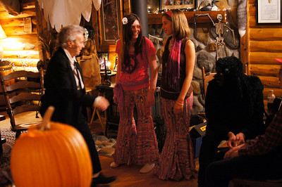 Kozy Halloween Party - October 2010