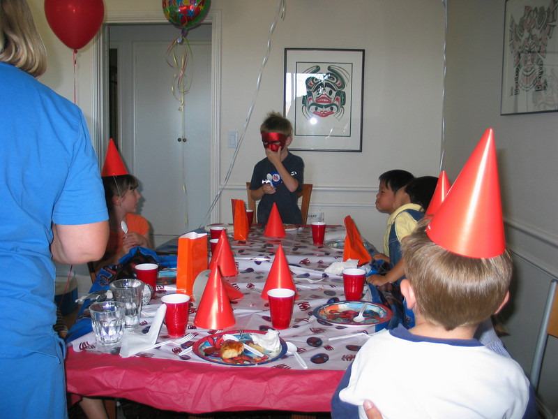 Neil & Trevors Birthday Party - 2003