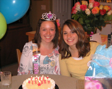 Kristen - 16th Birthday!