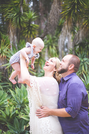 Kristen & Max Wagner's Family Portraits