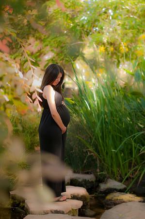 Kristen's Maternity Shoot