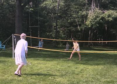 Kristin  & Family Visit July 2018