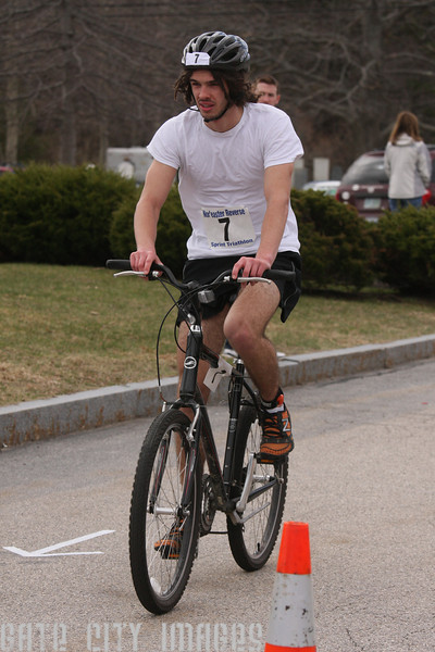 IMG4_37043 UNE Sprint Triathlon