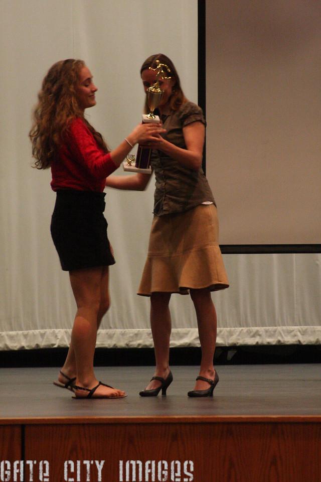 IMG4_22692 Sarah NHSS Fall Sports Awards