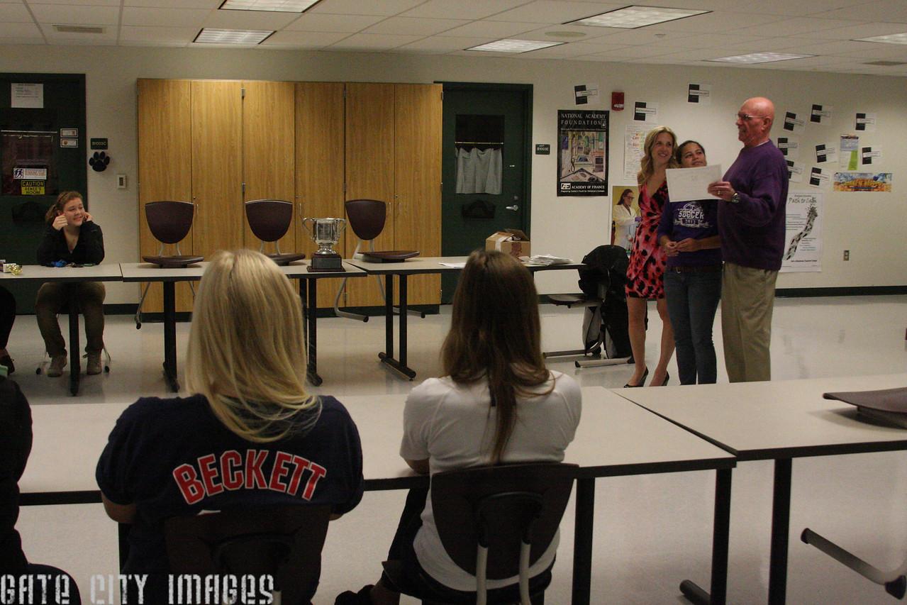 IMG4_22718 Kelly, Bruna, coach Beyer NHSS Fall Sports Awards