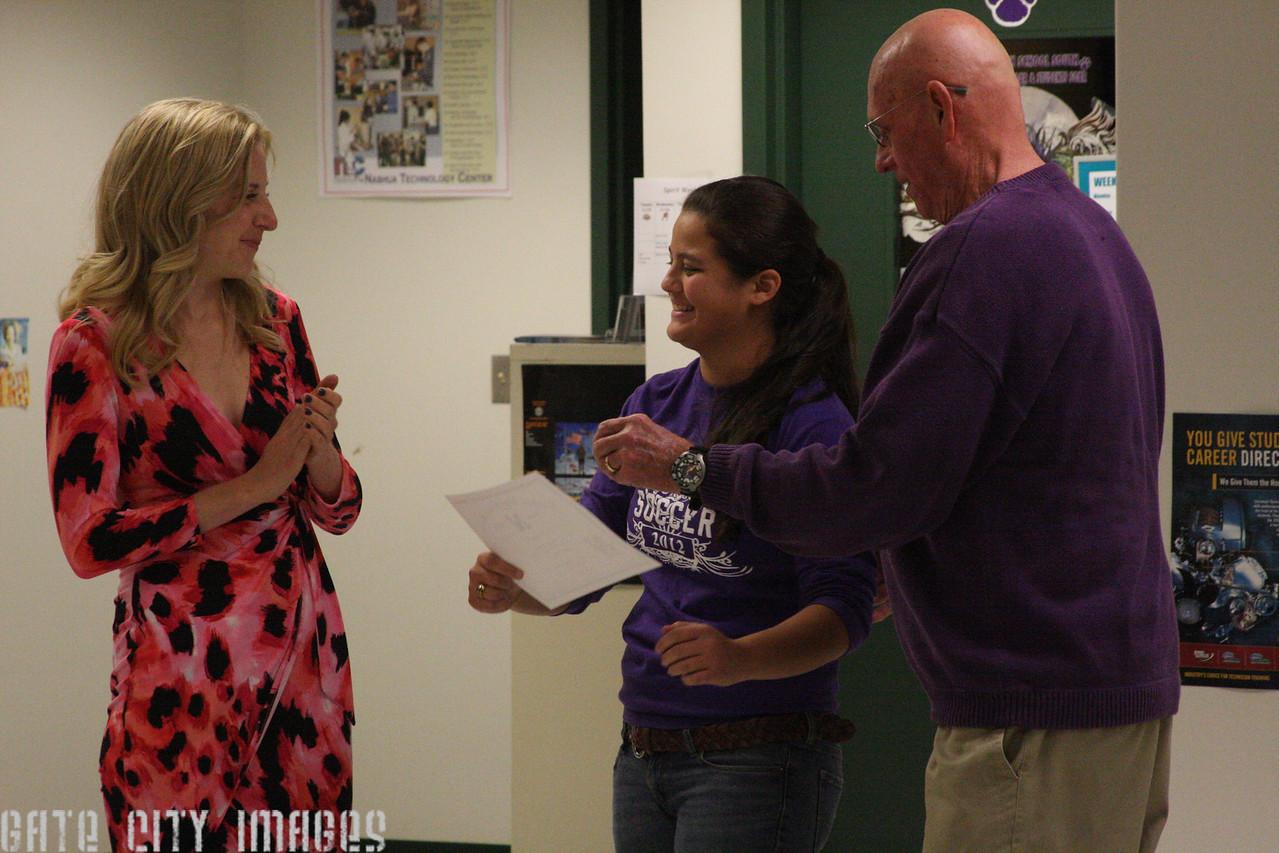 IMG4_22723 Kelly, Bruna, Coach Beyer NHSS Fall Sports Awards