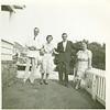 R Ellsworth, Betty, Rich and Helen Doremus