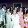 Celebrating mom and dad's 25th Wedding Anniversary