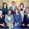 Mom, Jennifer, Susan, Dad, Patrice, Mark, Bridget