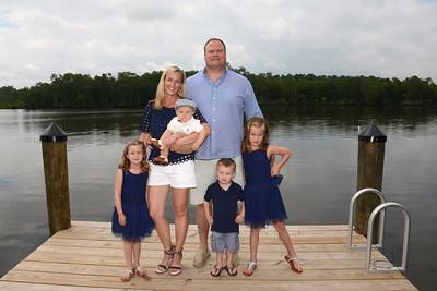 Kurpeikis Family Portraits July 4, 2015