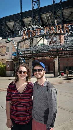 Kyle & Alyssa visit SF