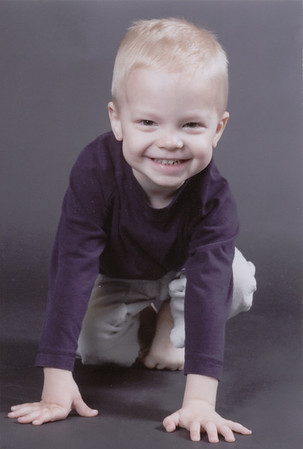 Kyle - 3 years old