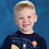 Kyle's 2017 School Portrait - Kindergarten