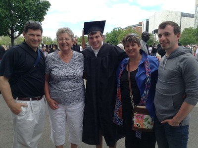 Kyle's Graduation