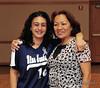 Nathalie Martinez and Claire Gemar