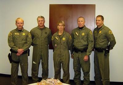 LA Sheriff's Department ESD Air Rescue Team