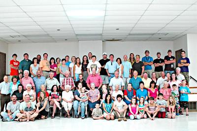 LAND FAMILY REUNION 2011