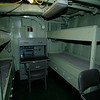Another officer's sleeping quarters