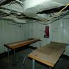 Crew mess hall