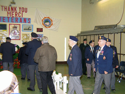 RODOLPHE BLANCHARD   & ARMISTICE 11 NOVEMBRE 2006