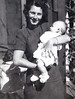Helen with Michael 1952