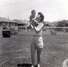 Helen with Renée, ca. July 1959