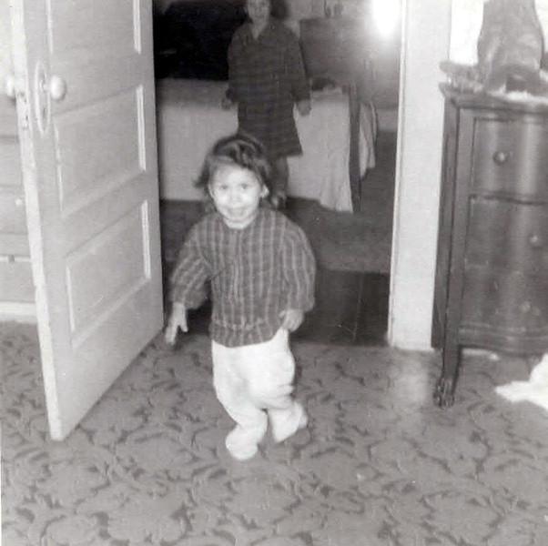 Sherri, ca. 1957