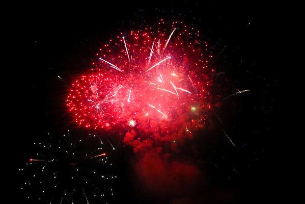 04 July 2009 Fireworks