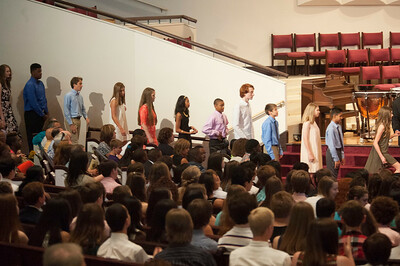 LJ Crestdale Graduation 6-9-16