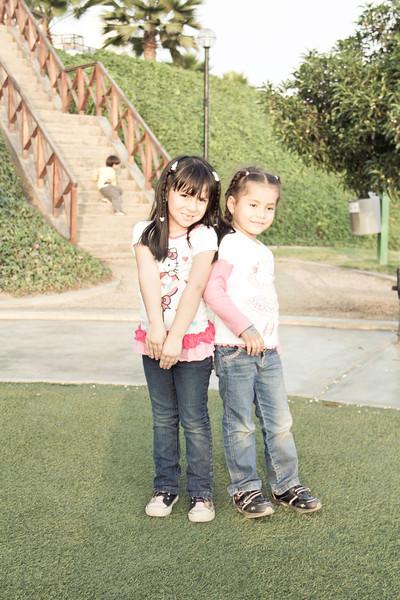 Angela y Katarina