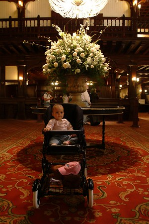 Inside the Hotel Del Coronado