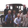 Joe Barone, LaVerne Miller (in Car)<br /> Louise Miller, Liz Miller, Kathy Barone, Lloyd Miller<br /> Larry Miller