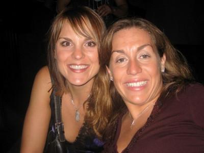 Carla and Kristen