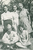 Photo from 1944<br /> Top to bottom Left to Right<br /> Loraine Laggart McGuire, Bettyann Laggart, Elizabeth Kass Laggart, Hank Laggart, Cecelia Laggart Gaider