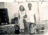 Angie Laggart Becker & Herman Becker and family in the 1950's ?
