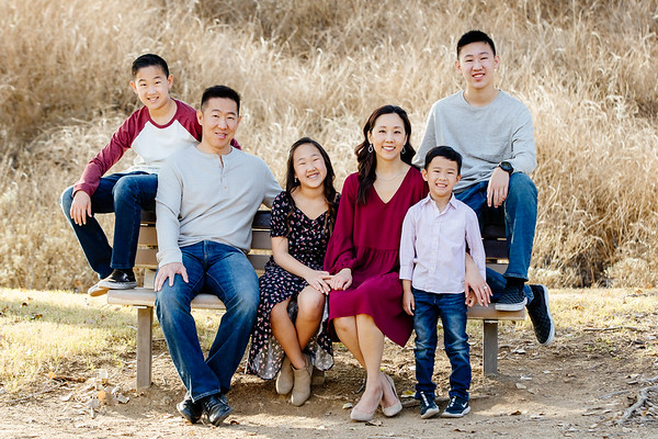 Lai Family 2020