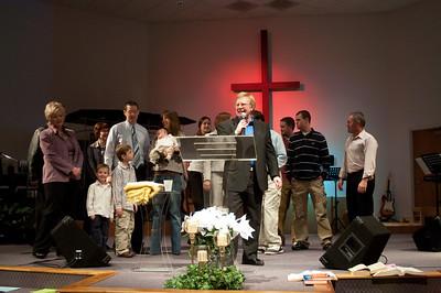 Laine's Dedication - Oak Hill Christian Center