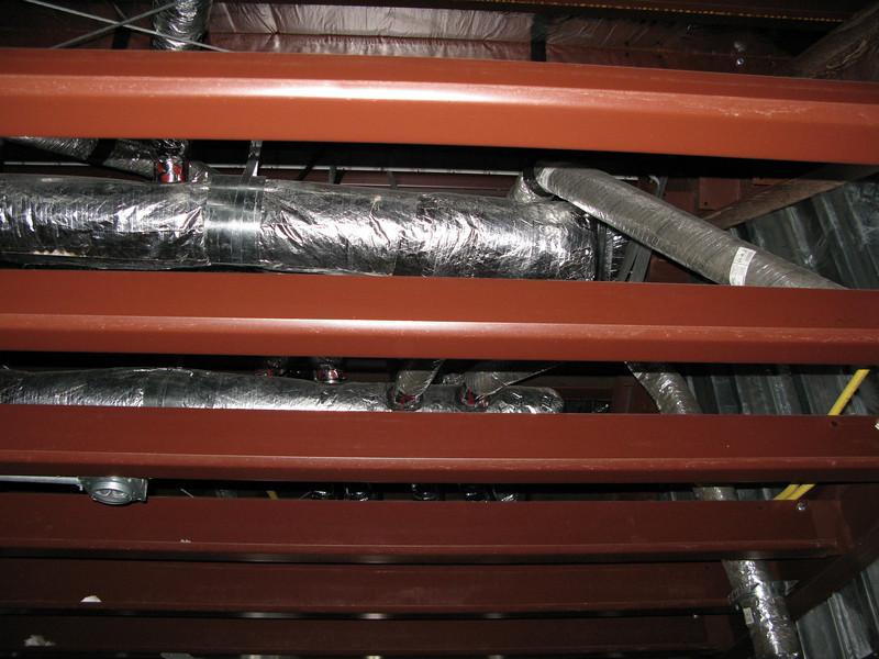 B/K room, attic