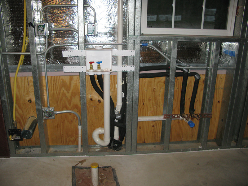 Utility Room, east wall.