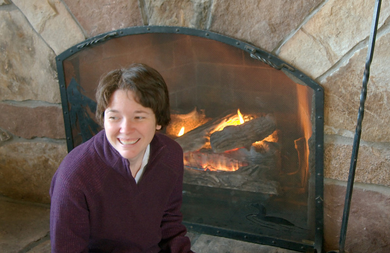 Our daughter Alison