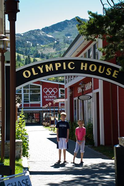 Lake Tahoe - Family