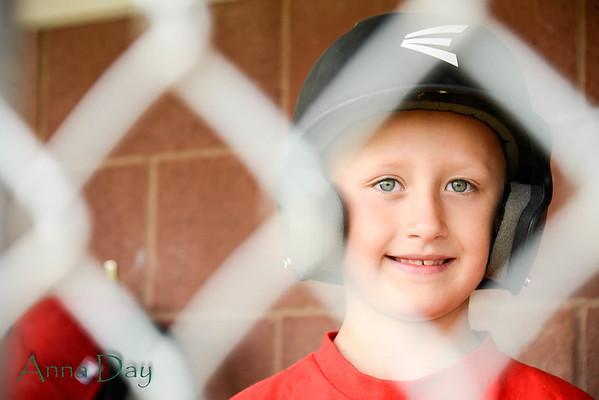 Landon's Baseball Game May 20 2015