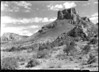 Casa Grande in Chisos Mountains, proposed Big Bend National Park, 1936