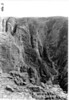 North Rim of the canyon, Black Canyon of the Gunnison National Park, 1935